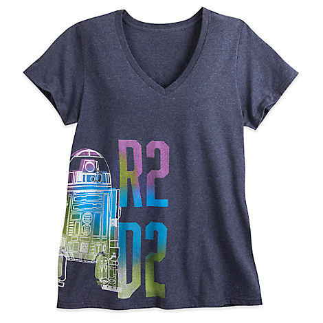 R2-D2 Tee for Women - Star Wars - Plus Size
