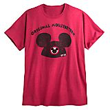 Mickey Mouse Icon Mouseketeer Tee for Men - Plus Size