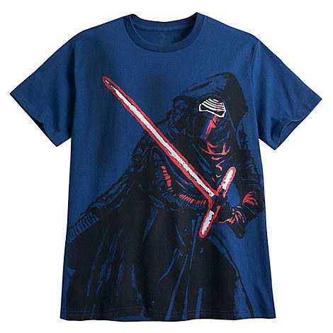 Kylo Ren Tee for Men - Star Wars: The Force Awakens - Plus Size