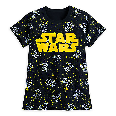 Princess Leia Cuties Tee for Women - Star Wars