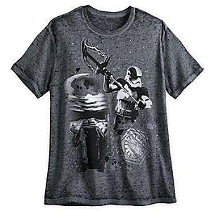Kylo Ren & First Order T-Shirt for Men - Star Wars: The Last Jedi