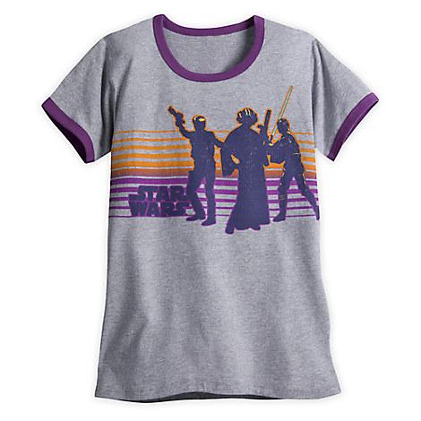 Star Wars Ringer T-Shirt for Women