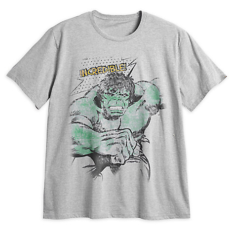 The Incredible Hulk T-Shirt for Men - Plus Size