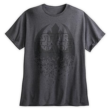 Star Wars: The Last Jedi T-Shirt for Men - Plus Size