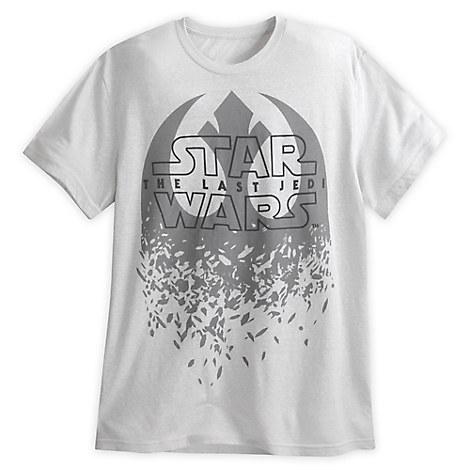 Star Wars: The Last Jedi T-Shirt for Men