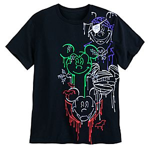 Mickey Mouse Halloween T-Shirt for Men
