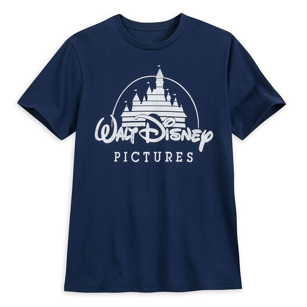 Walt Disney Pictures Logo Tee for Men