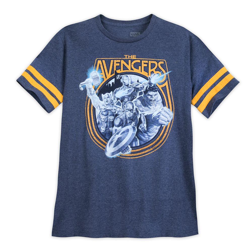Marvel's Avengers Football T-Shirt for Men