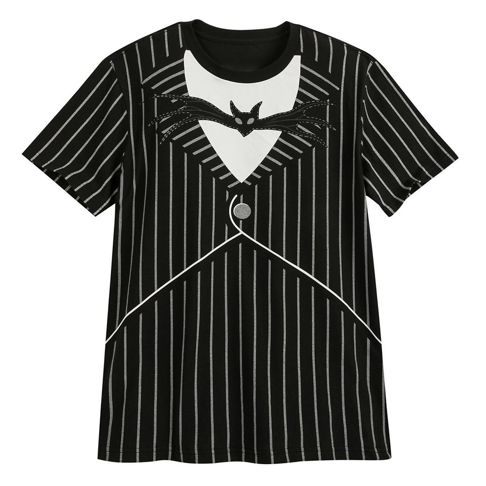 Jack Skellington Costume T-Shirt for Men