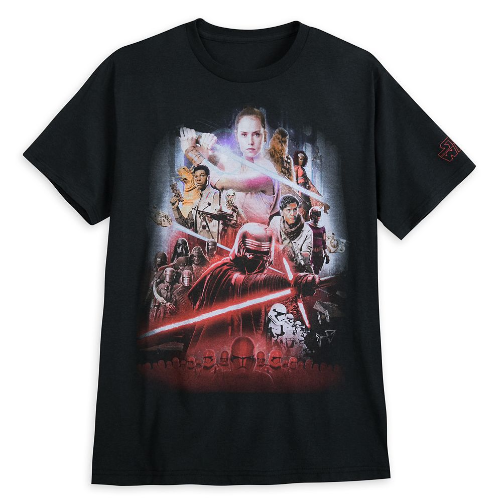 Star Wars: The Rise of Skywalker T-Shirt for Adults