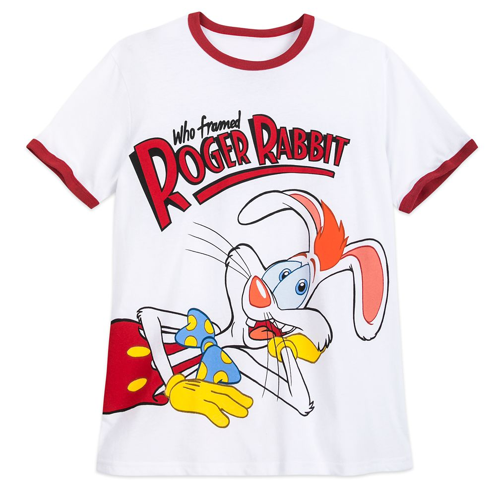 Roger Rabbit Ringer T-Shirt for Men Official shopDisney