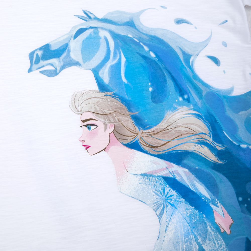 Elsa and Nokk T-Shirt for Women – Frozen 2