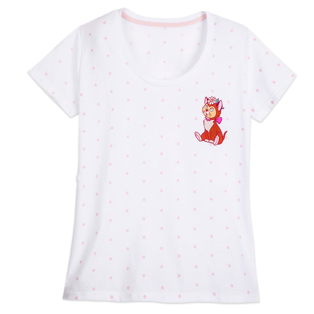 Dinah T-Shirt for Women  Alice in Wonderland Official shopDisney
