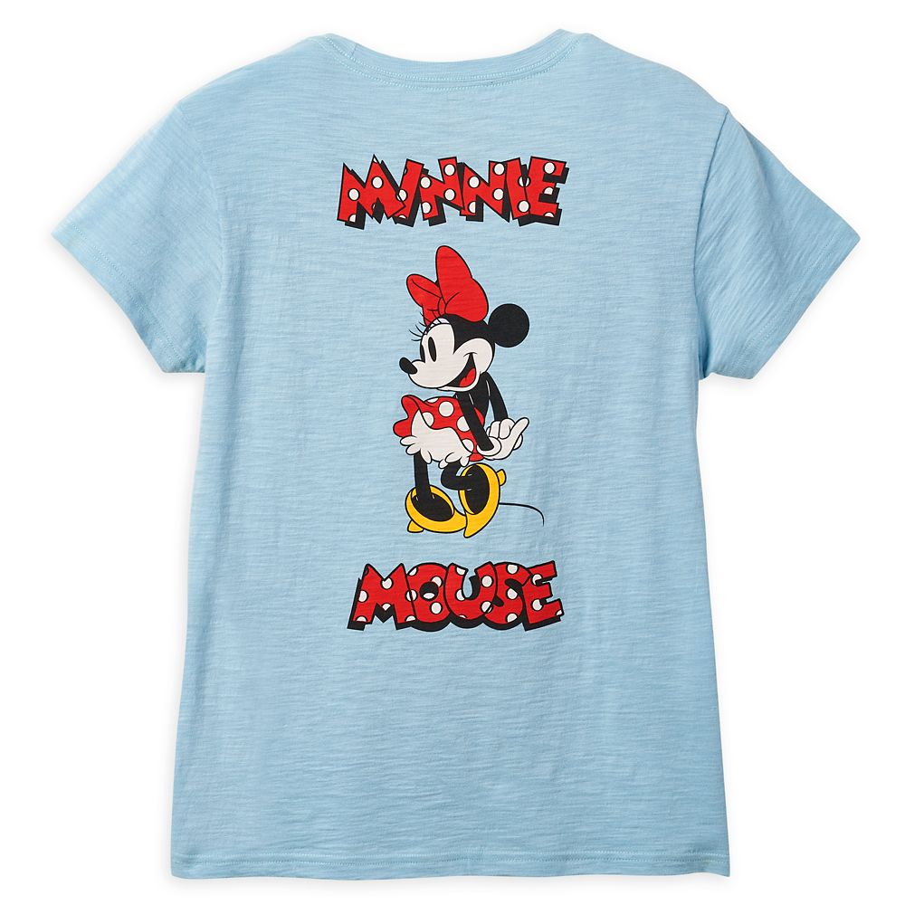 Minnie Mouse Pocket T-Shirt for Women