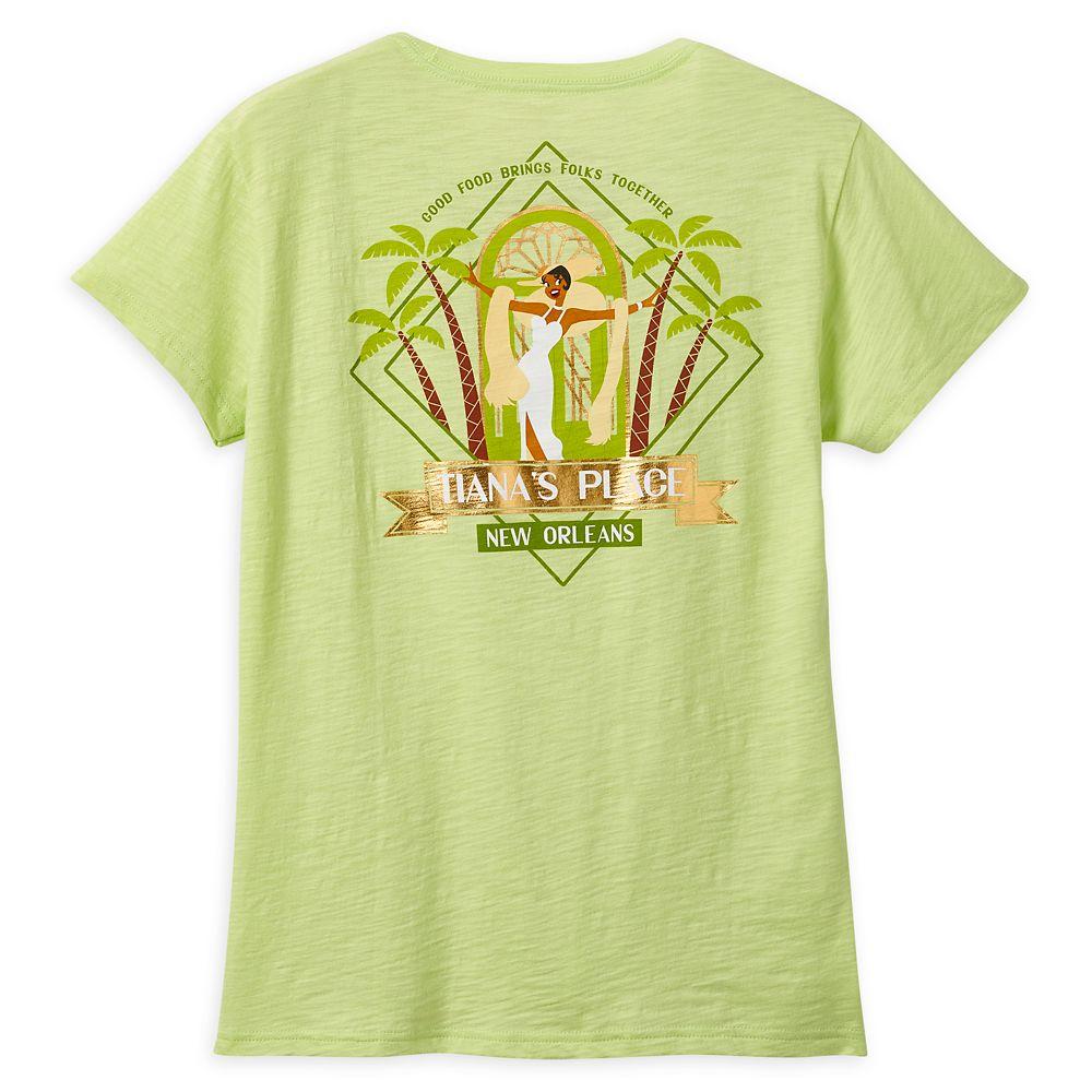 Tiana's Place T-Shirt for Women
