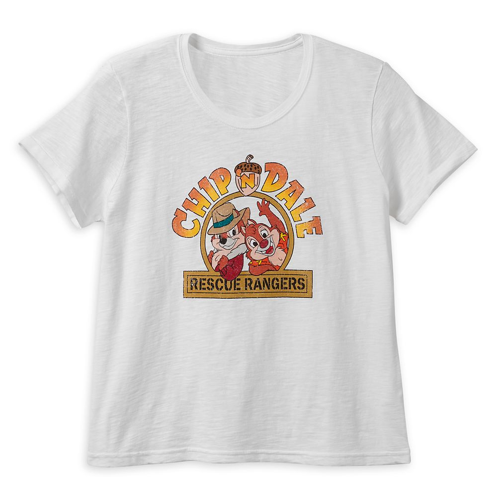 Chip 'n Dale Rescue Rangers T-Shirt for Women