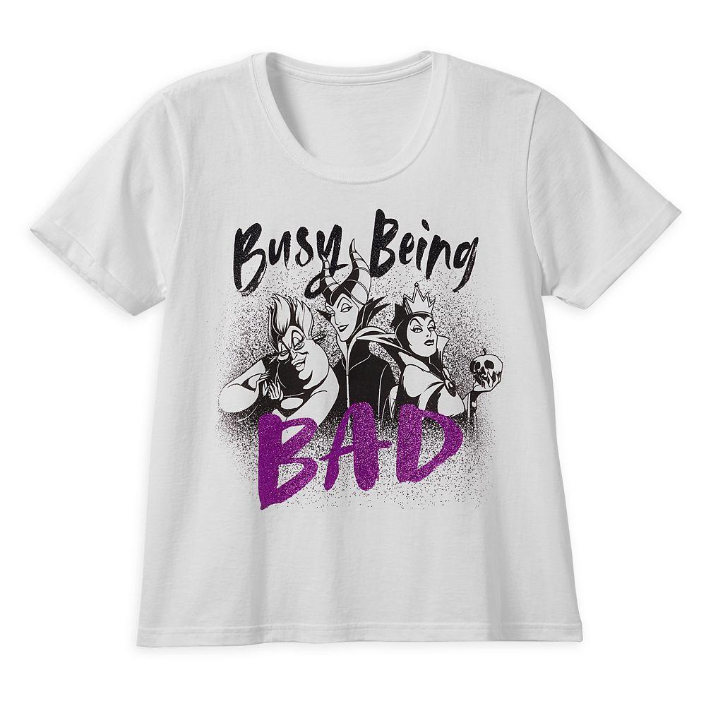 Disney Villains T-Shirt for Women