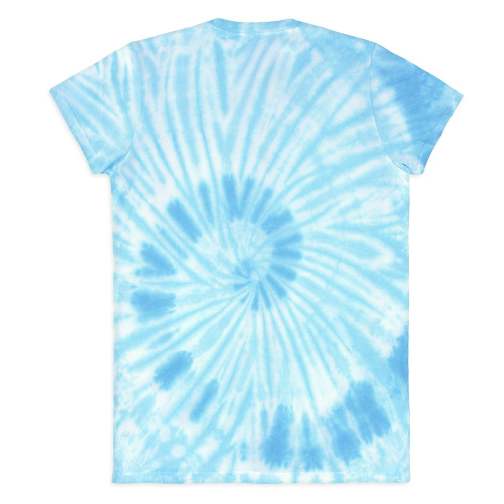 Sorcerer Mickey Mouse Tie-Dye T-Shirt for Women – Fantasia