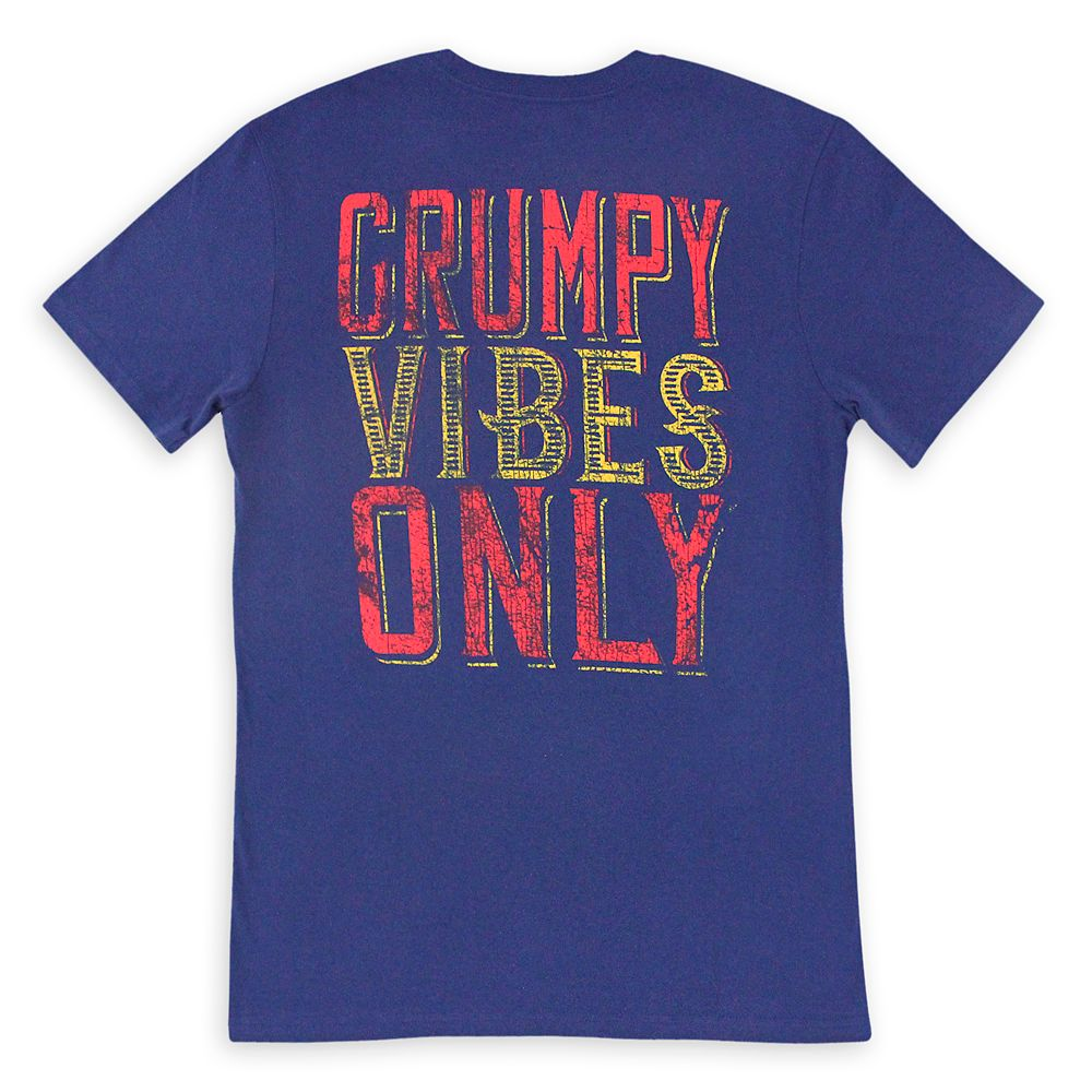 Grumpy Tee for Men – Snow White and the Seven Dwarfs