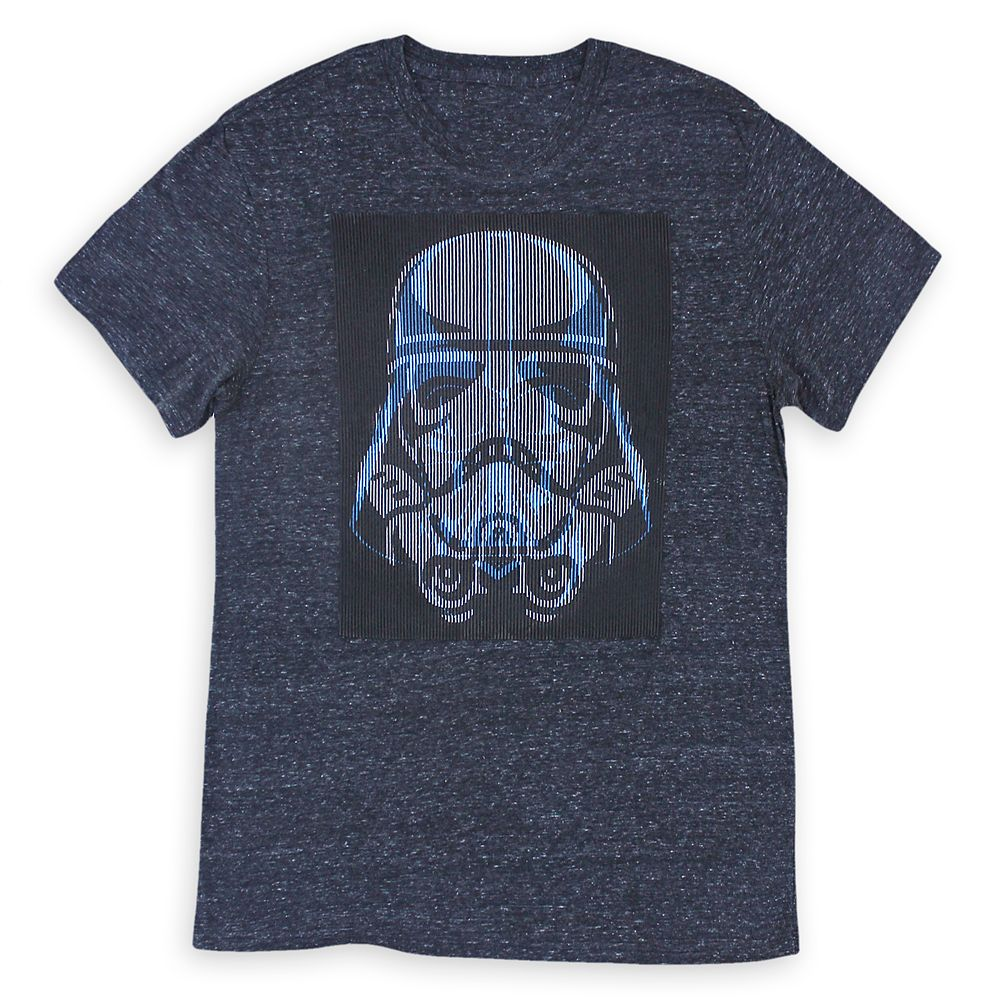 Darth Vader and Stormtrooper Lenticular Tee for Men – Star Wars