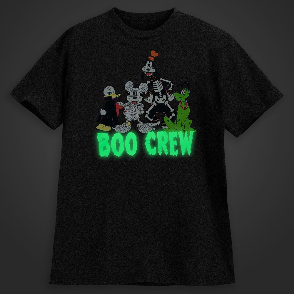 Mickey Mouse and Friends Halloween T-Shirt for Men