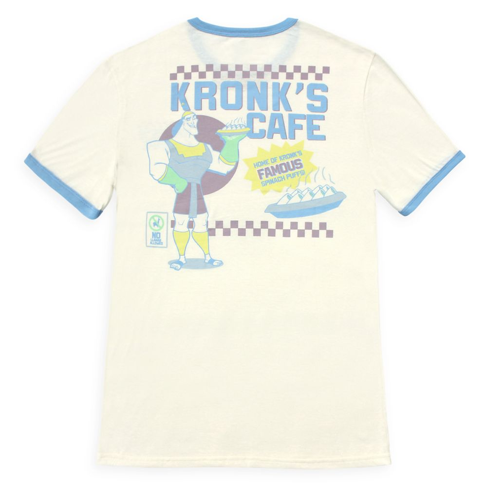Kronk Ringer T-Shirt for Adults – The Emperor's New Groove