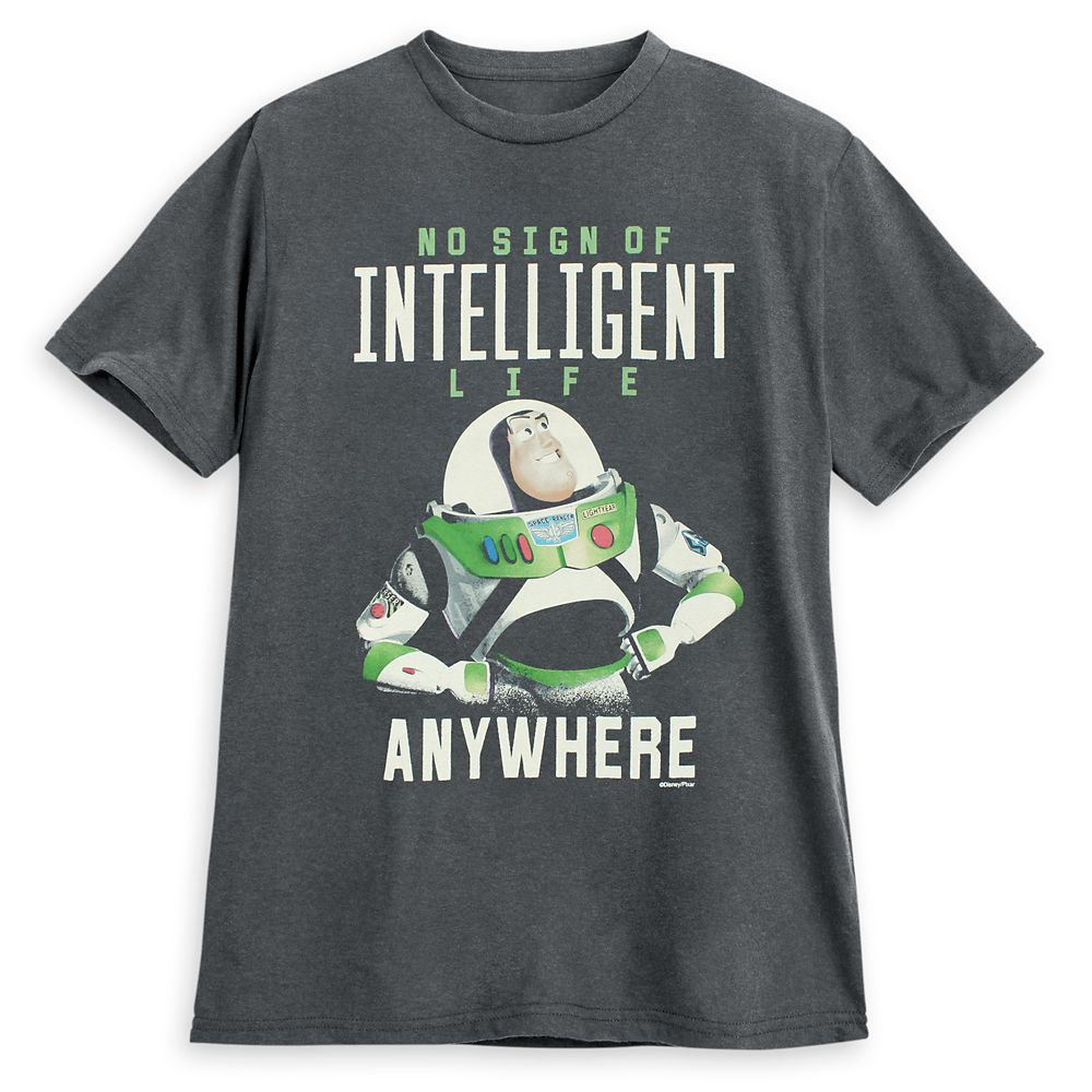 Buzz Lightyear T-Shirt for Adults – Toy Story