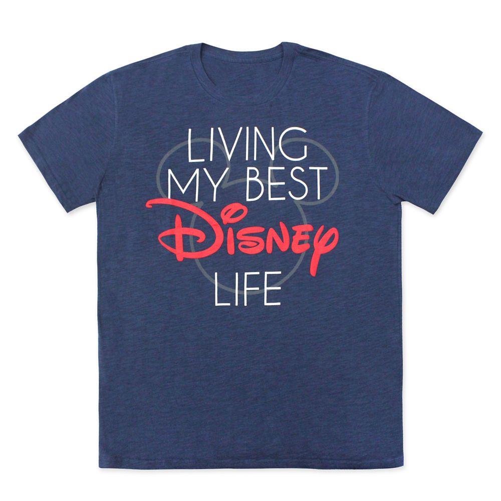 Disney Logo T-Shirt for Adults