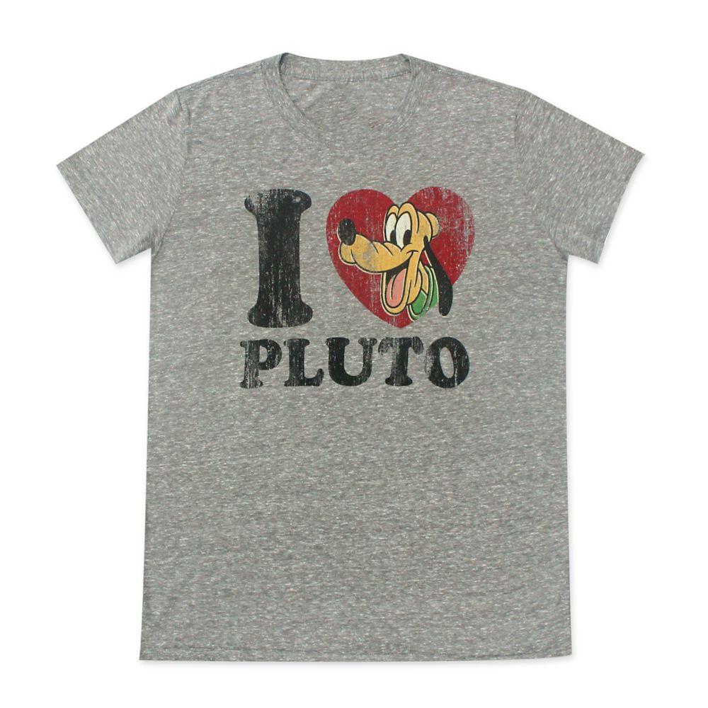 Pluto T-Shirt for Women