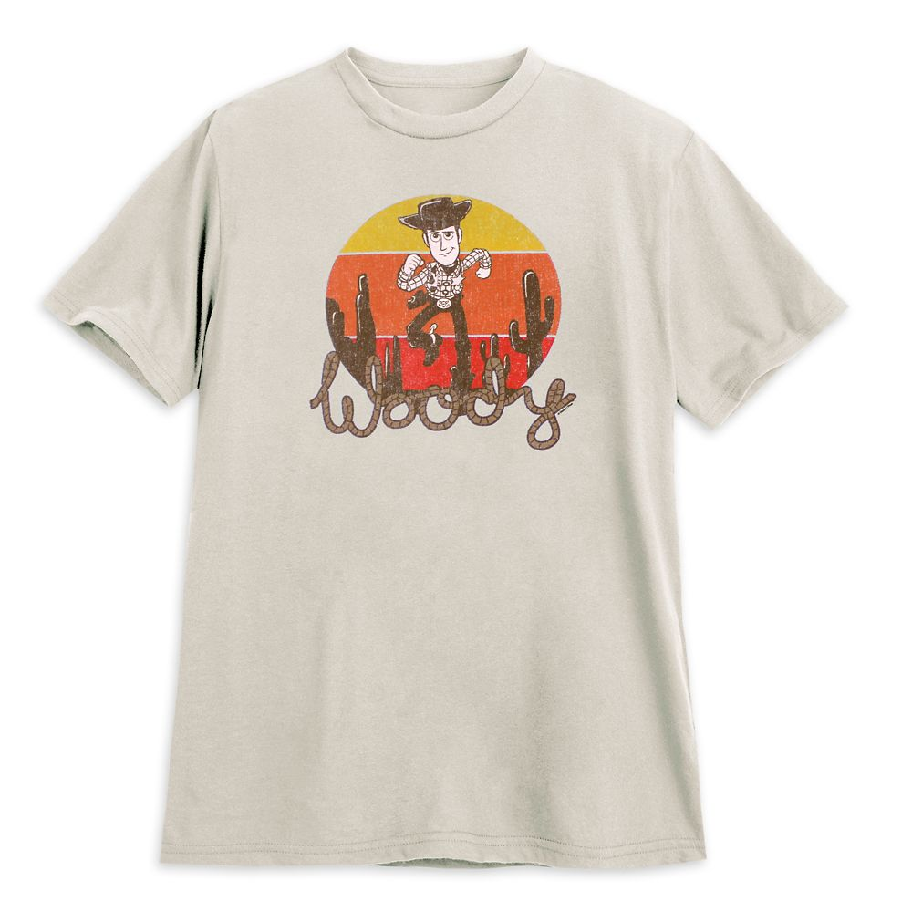 Woody T-Shirt for Men – Toy Story
