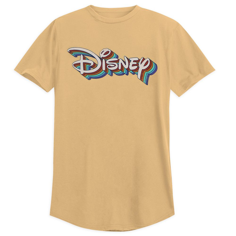 Disney Logo T-Shirt for Adults