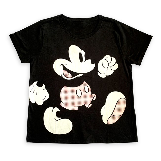 Mickey Mouse Pop Art T-Shirt for Women