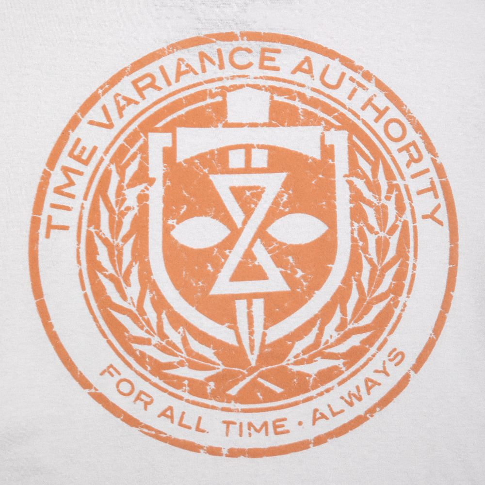 Time Variance Authority T-Shirt for Adults – Loki