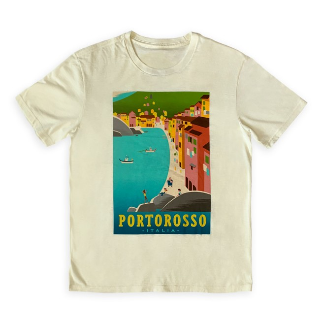 Portorosso T-Shirt for Adults – Luca
