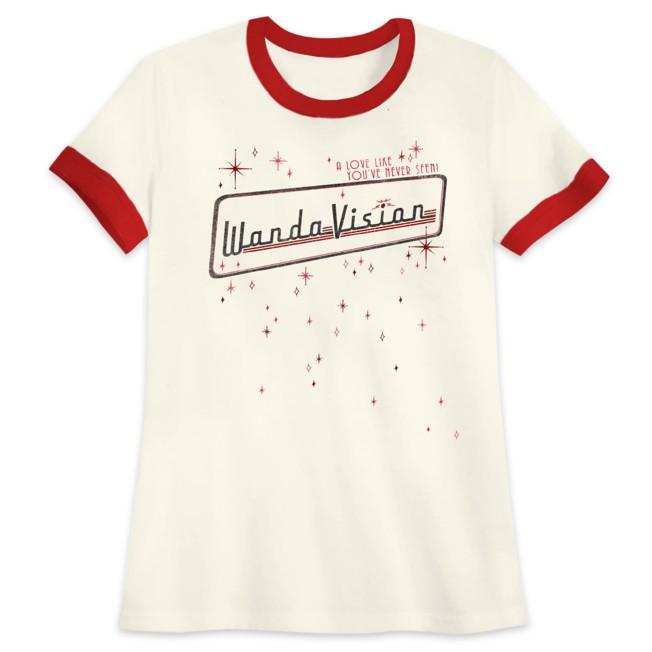 WandaVision Ringer T-Shirt for Women