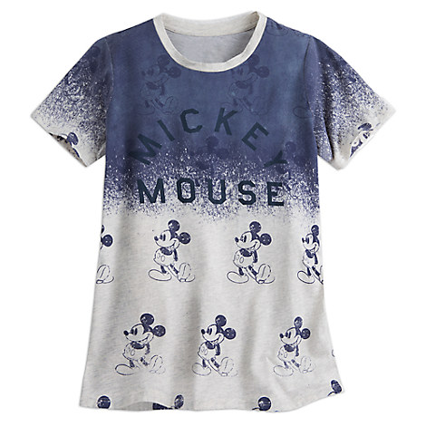 Mickey Mouse Fashion Tee for Juniors
