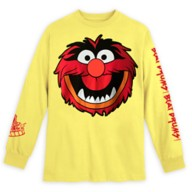 Animal Long Sleeve T-Shirt for Adults – The Muppets