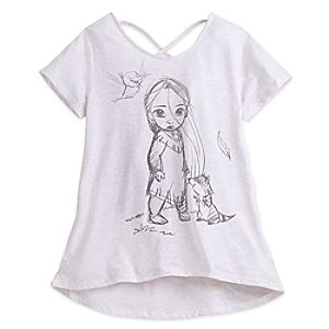 Pocahontas Fashion Tee for Women - Disney Animators' Collection