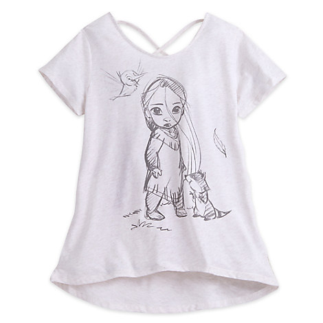Pocahontas Fashion Tee for Juniors - Disney Animators' Collection