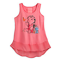 Lilo and Scrump Tank Top for Women - Disney Animators' Collection