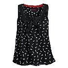 Minnie Mouse Signature Bow Top for Women