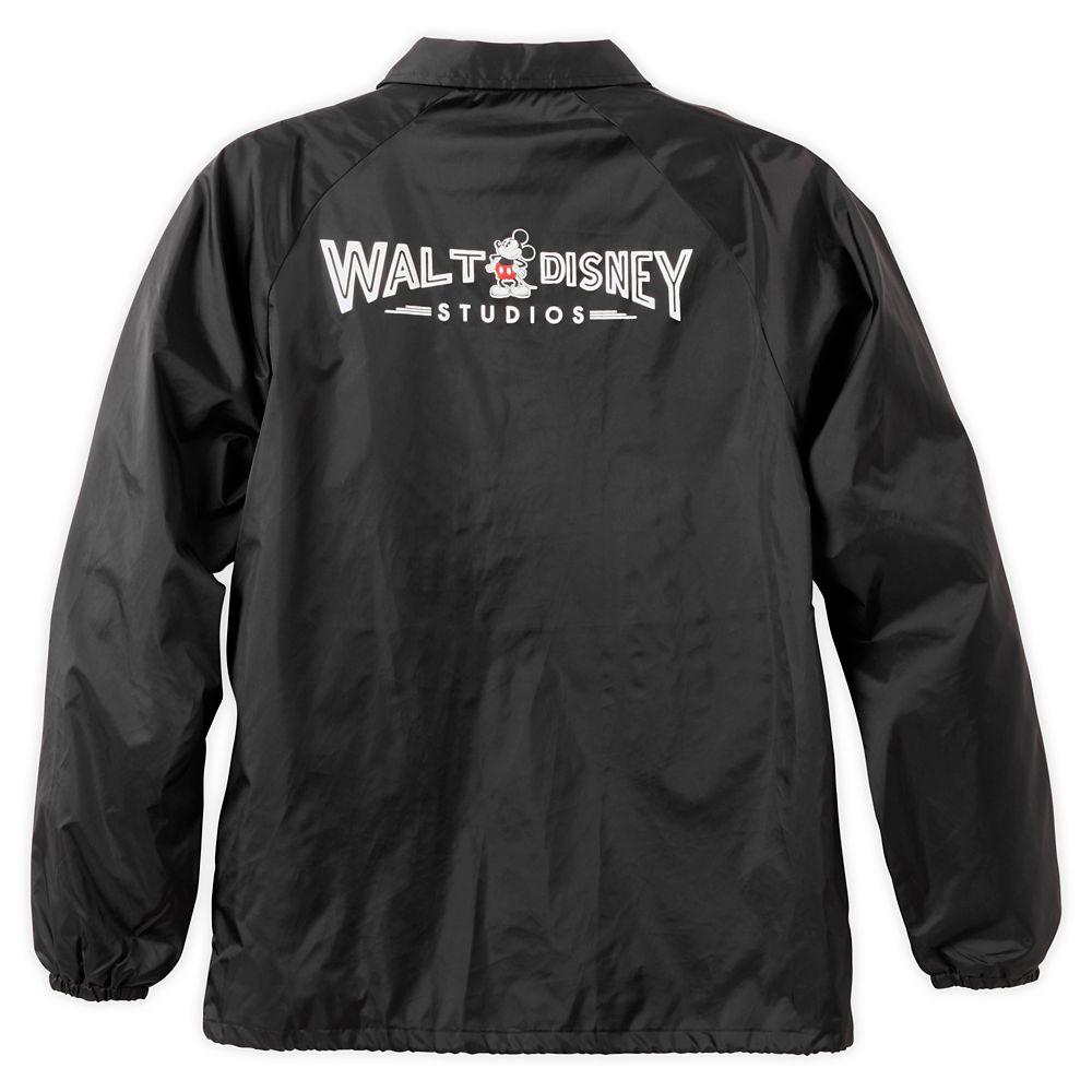 Mickey Mouse Windbreaker Jacket for Men – Walt Disney Studios