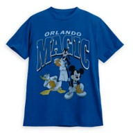 Mickey Mouse and Friends Orlando Magic T-Shirt for Adults by Junk Food