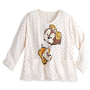 Chip n Dale Tsum Tsum Fashion Tee for Women