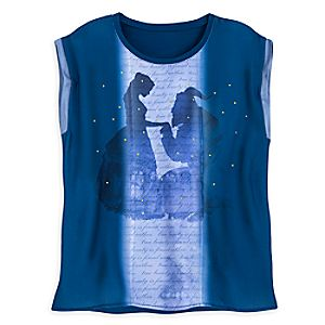 Beauty and the Beast Top for Women - Live Action Film