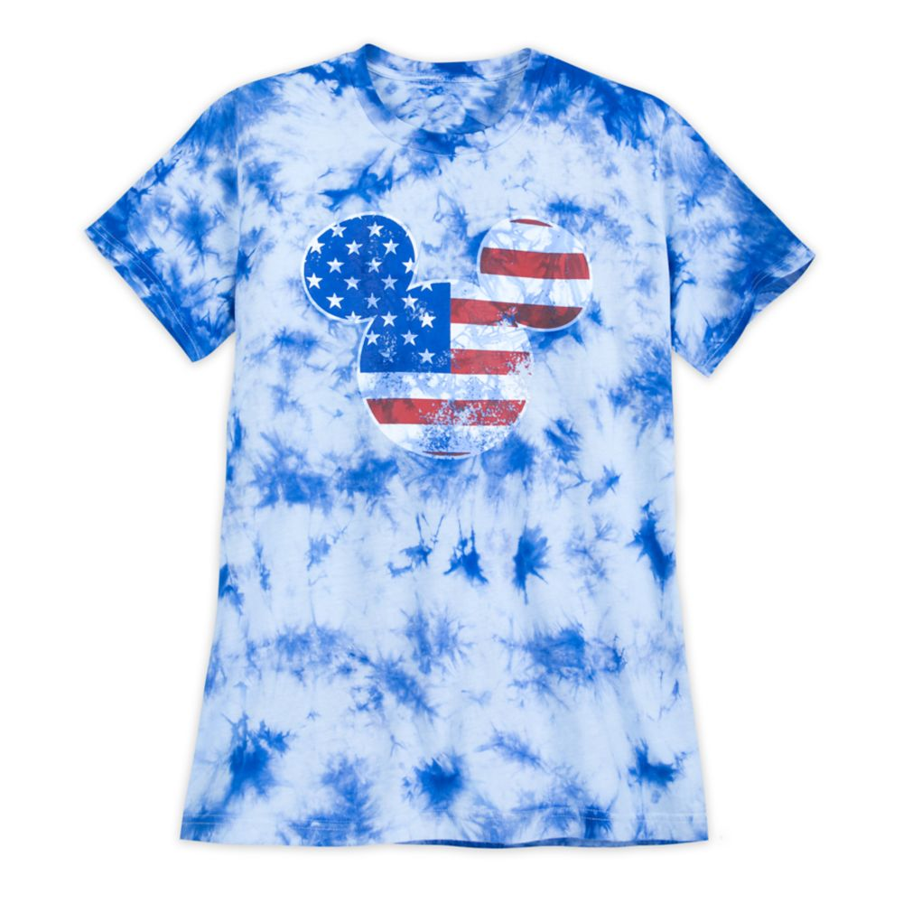 Mickey Mouse Americana T-Shirt for Women