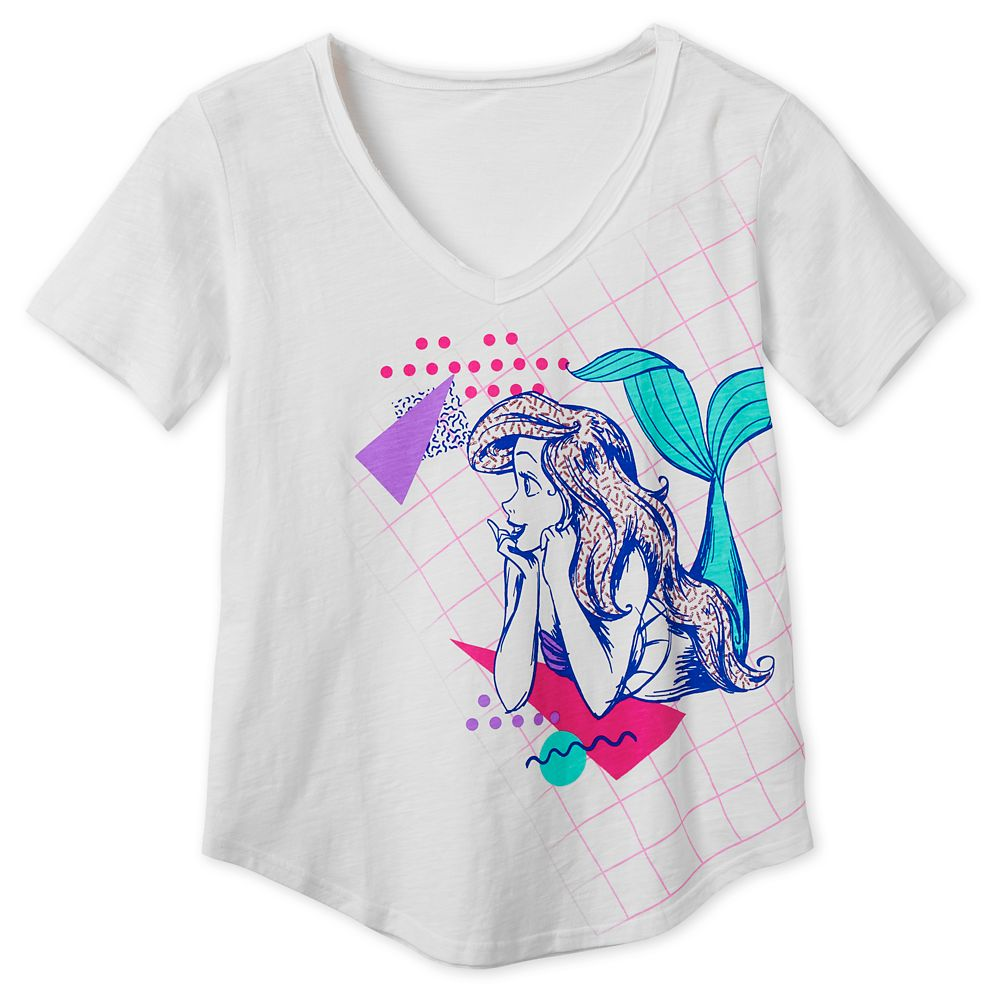 Ariel '90s T-Shirt for Women