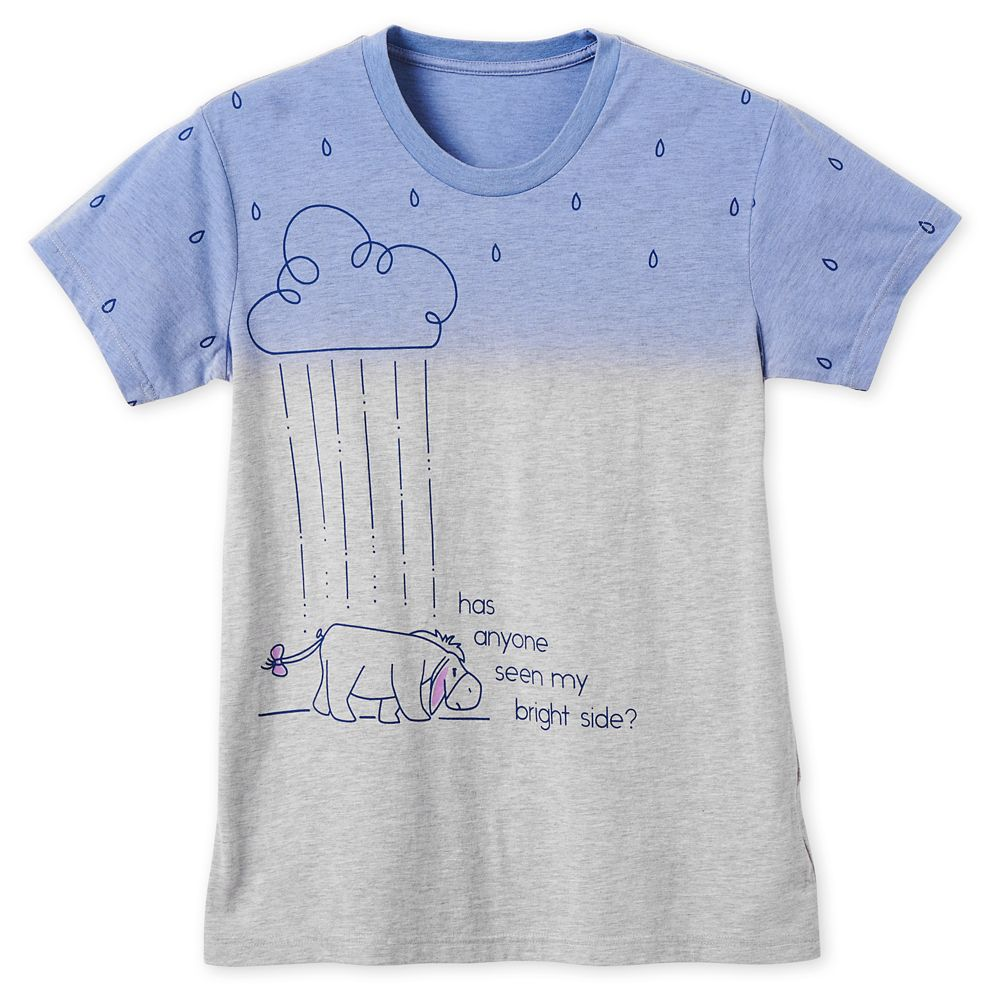 Eeyore ''Bright Side'' T-Shirt for Women
