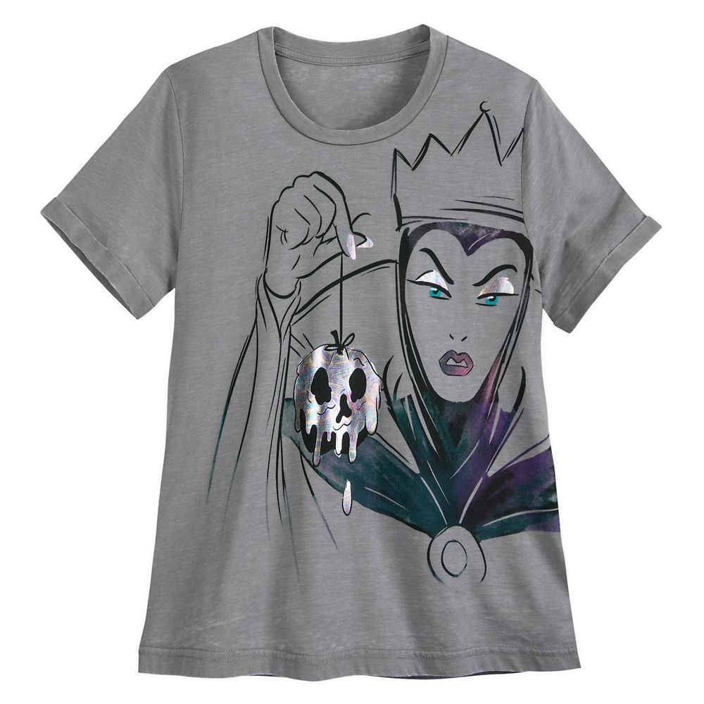 Evil Queen Fashion T-Shirt for Women