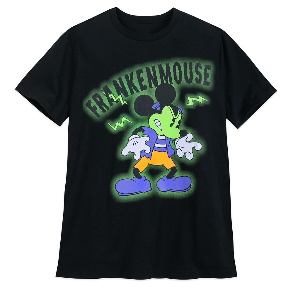 Mickey Mouse Halloween T-Shirt for Men Official shopDisney